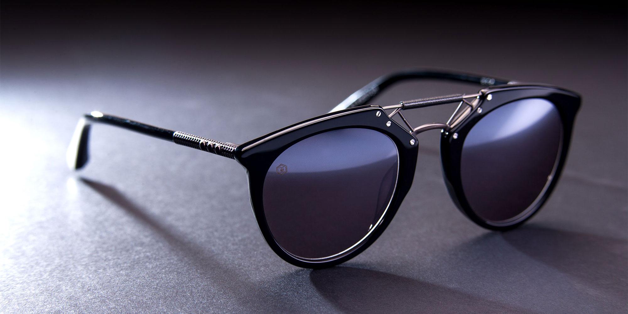 Reklama dla Morgan London zdjęcia produktowe okulary