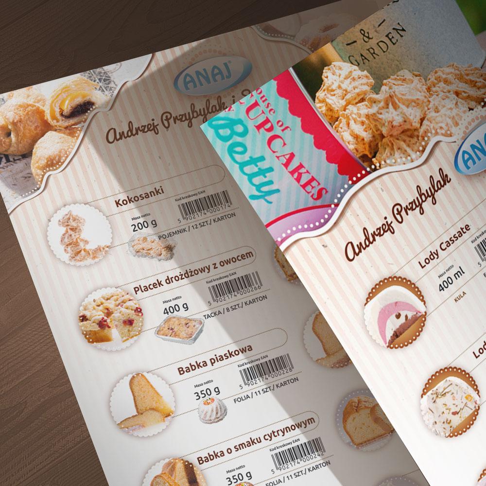 Regionalny wytwórca wyrobów cukierniczych